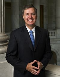 Lindsey Graham, official Senate photo portrait, 2006.jpg