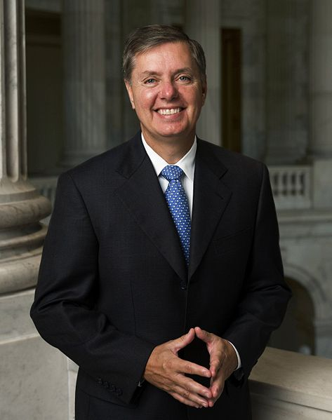File:Lindsey Graham, official Senate photo portrait, 2006.jpg