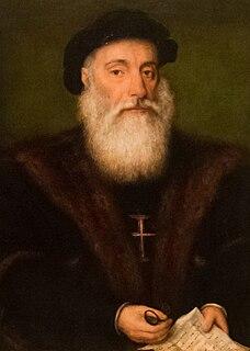 Vasco da Gama Portuguese explorer