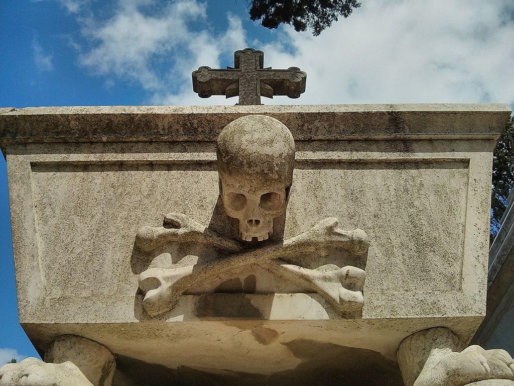 Cimetière à Lisbonne - Photo de Daniil Vasiliev