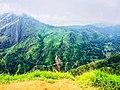 Little Adams peak , Sri Lanka.jpg