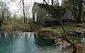 Livenza Fluss 02 in Polcenigo in der Provinz Pordenone, Italien, EU.jpg