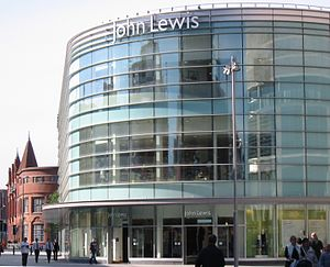John Lewis (department store) - John Lewis store in Liverpool.