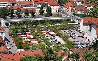 Ljubljana Central Market - Ljubljana Central Market