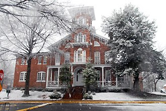 St. Stephen's & St. Agnes School - Richard B. Lloyd House