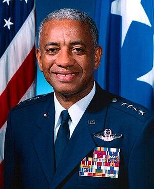 """Lloyd W. Newton - General Lloyd W. """"Fig"""" Newton"""