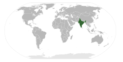 Location India.svg