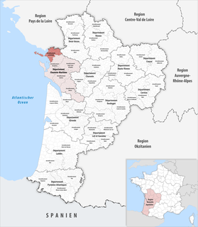 Arrondissement of La Rochelle Arrondissement in Nouvelle-Aquitaine, France