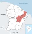 Locator map of Régina 2018.png