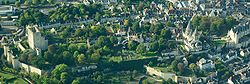 Loches from South