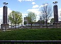 London, Woolwich, Royal Arsenal, park01.jpg