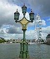 London - London Eye from Westminster Bridge - panoramio.jpg