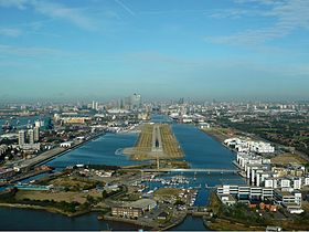 Image illustrative de l'article Aéroport de Londres-City
