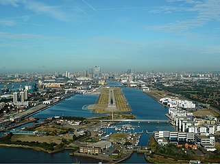 Flughafen London City