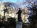 London Parliament - statue of Emmeline Pankhurst (feminist hero). - panoramio.jpg