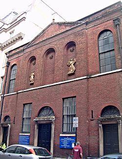 Iglesia principal de Nuestra Señora de la Asunción y San Gregorio (Londres)