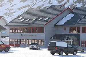 Longyearbyen Community Council - The town hall