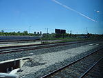 Looking out the left window on a trip from Union to Pearson, 2015 06 06 A (411) (18642886505).jpg