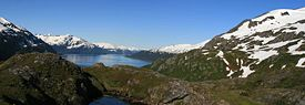 Looking toward Prince William Sound and Whittier from the Portage Pass trail.jpg