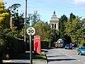 Looking west along Bilbrough main street - geograph.org.uk - 54544.jpg