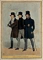 Lord Ellenborough, Lord Brougham and the Earl of Mansfield w Wellcome V0050239.jpg