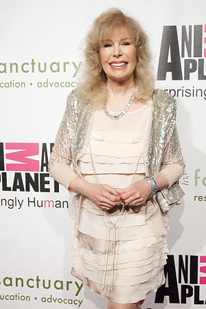 Loretta Swit - Swit at the Farm Sanctuary 25th Anniversary Gala in New York City in 2011