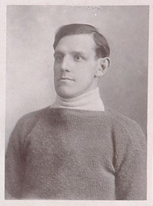Lorne Campbell - Lorne Campbell with the 1907–08 Winnipeg Maple Leafs.