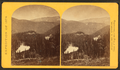 Lost Lakes, head of Conejos Cañon, Colorado, in the Sierra San Juan range, near divide between Conejos and south fork of Alamosa Rivers, surrounded by a forest of Douglass spruce, and approximately 11,00..., by O'Sullivan, Timothy H., 1840-1882 2.png