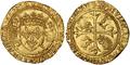 Louis XII, Écu d'or aux porcs-épics.png