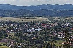 Lubawka, widok z Kruczej Skały - panoramio (1).jpg