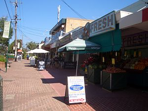 Lugarno, New South Wales - Chivers Hill shops - on Forest Road