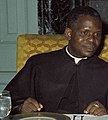 Luncheon in Honor of Fulbert Youlou, President of the Republic of Congo, Brazzaville (cropped).jpg