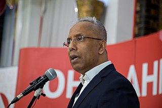 Lutfur Rahman (politician) British politician