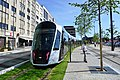 Luxembourg, tram 2018-07 allée Scheffer.jpg