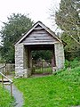 Lych Gate at Llandefalle Church - geograph.org.uk - 158610.jpg
