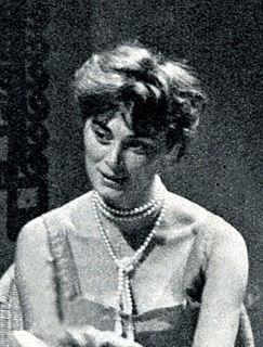Lydia Alfonsi Italian actress