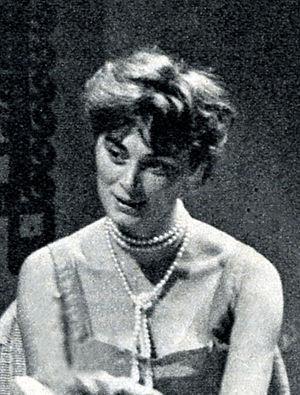 Lydia Alfonsi - Lydia Alfonsi in 1958