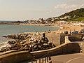 Lyme Regis, looking east towards the beach - geograph.org.uk - 1485345.jpg