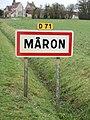 Mâron-FR-36-panneau d'agglomération-01.jpg