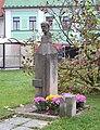 Mšeno, náměstí Míru, pomník T. G. Masaryka.jpg