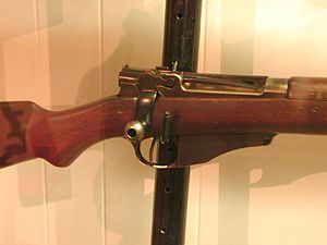 Action (firearms) - US Navy M1895 Straight Pull Rifle