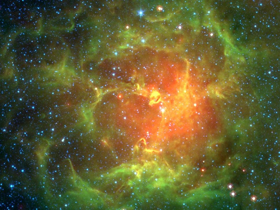 M20 nebula