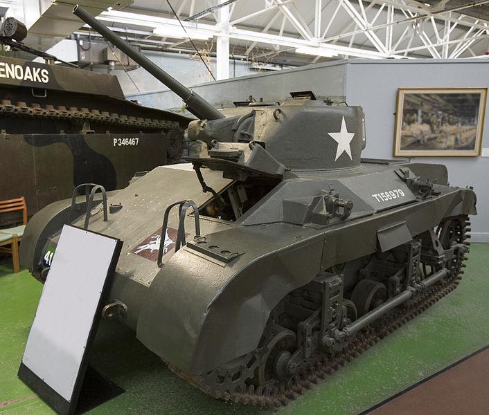 танк М22 Локаст