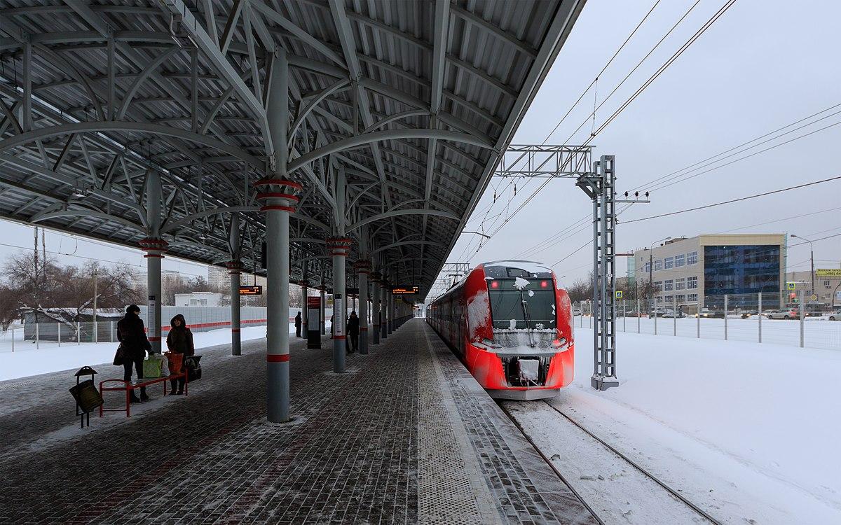 Baltiyskaya  Moscow Central Circle