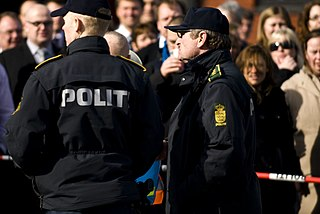 Police of Denmark Police agency