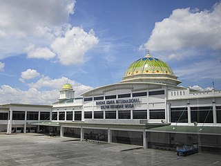 Sultan Iskandar Muda International Airport airport in Blang Bintang, Indonesia