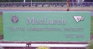 MacLaren Youth Correctional Facility