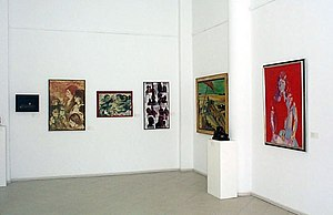 Art Gallery of the Society for Macedonian Studies - Image: Macedonian Museums 71 Pinakothiki EMS 311