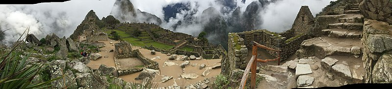 Machu Picchu Up-close Panorama.jpg
