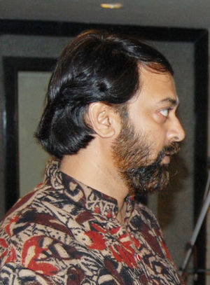 Madhupal - Madhupal at the 2008 Association of Malayalam Movie Artists meeting in Kochi